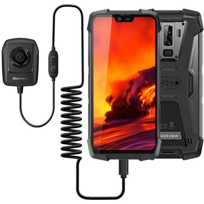 SMARTPHONE BLACKVIEW BV9000 Pro Smartphone 128Go Gris - Tout