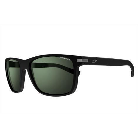 Lunettes de soleil mixtes JULBO Noir Wellington Noir Mat - Polarized 3 Vert