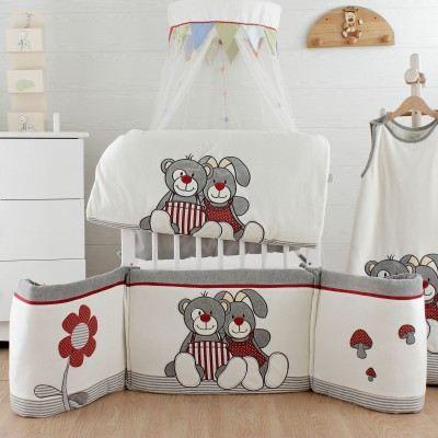 tour de lit bébé rouge Tour de lit Nez Rouge Tailles To…   Achat / Vente tour de lit bébé  tour de lit bébé rouge