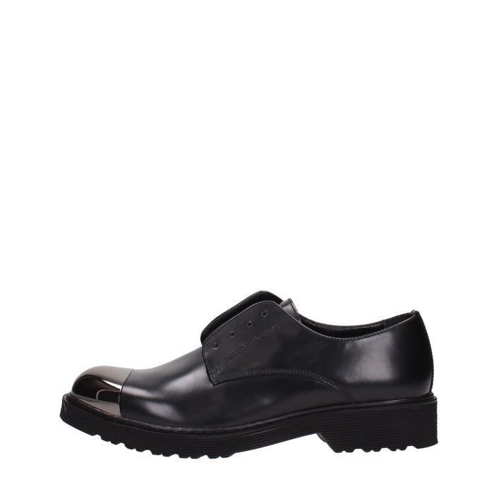 Cult Lace Shoes Femme Noir