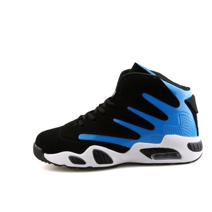 hautes respirantes de chaussures homme pour homme Étudiant basketball chaussures 780pnaz