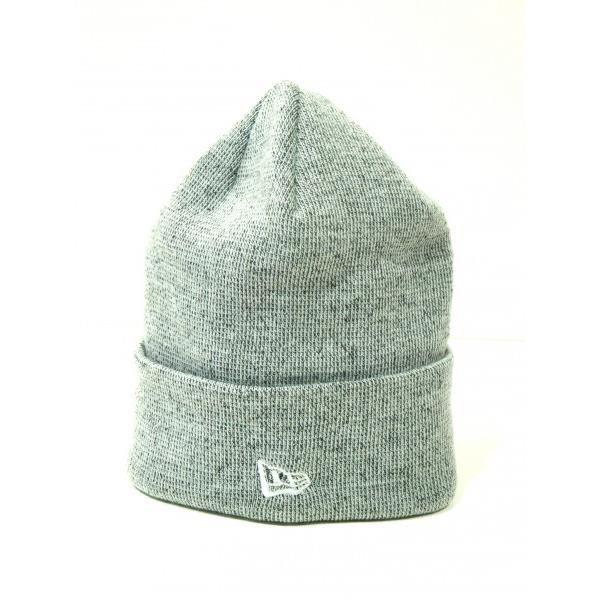Bonnet New Era Fleckle gris chiné Gris - Achat   Vente bonnet ... f1ce2e980247