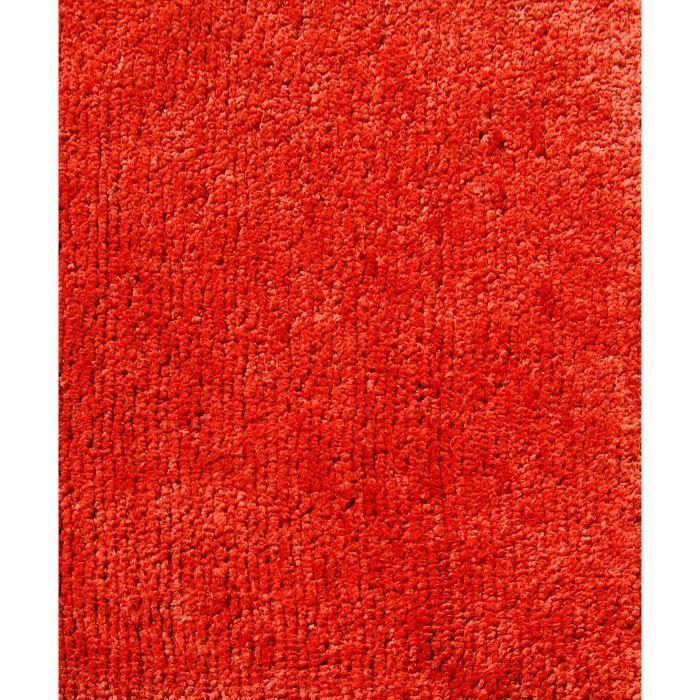 8c399fe033f Tapis Cotton Shaggy MANDARINE 200 280 cm - Achat   Vente tapis 100 ...