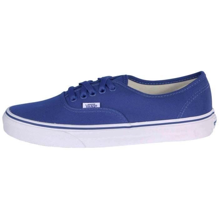 Vans Lo Bout Authentic 37 1 Rond Taille 2 Toile Bleu Sneakers Pro Gm3wl OlwZPukiXT