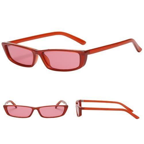 Vbiger Women Small Frame Sunglasses Retro Sunglasses Casual Outdoor Sun Glasses Trendy Outdoor Sports Eyewear Stylish Driving