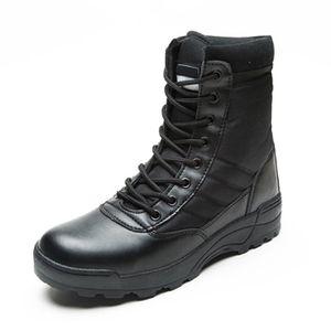 Bottine Femmes Comfortable Antidérapant boots BBZH-XZ090Blanc41 D5MbjLhNRz