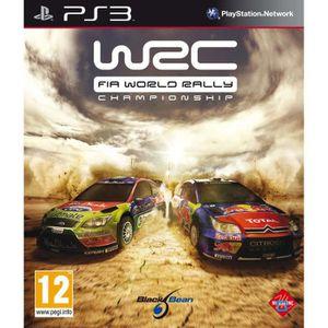 JEU PS3 WRC 2010 / Jeu console PS3.