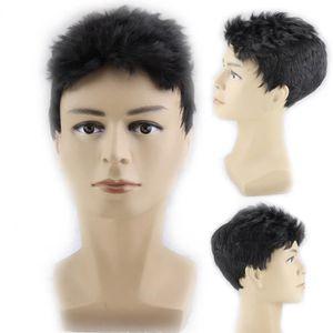 Perruque homme cheveux court - Achat / Vente