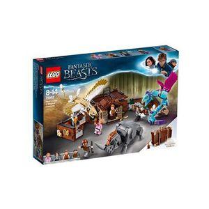 De Haute Qualite ASSEMBLAGE CONSTRUCTION LEGO Les Animaux Fantastiques 75952 La Valise Des