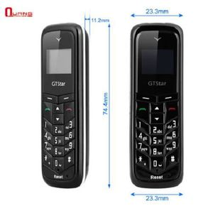 Téléphone portable GTSTAR BM 50 MINI PORTABLE BLUETOOTH  LONGUEUR 7.4
