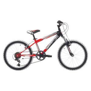 VTT Vélo MTB pour Homme 20 Pouces H28 Cicli Cinzia Sha