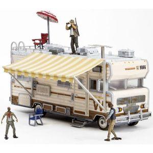 JEU SOCIÉTÉ - PLATEAU Jeu de construction Walking Dead : Dale's RV