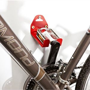 RACK RANGEMENT VÉLO Crochet 1 vélo fixation pédales