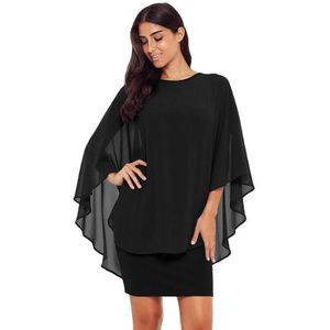 ROBE Robe Femme Slim Col Rond Manches Longues Exterieur