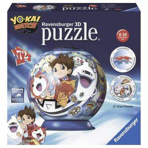 PUZZLE YO-KAI WATCH Puzzle 3D 72 pcs