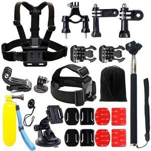 PACK ACCESSOIRES PHOTO STARTRIP® Kit d\u0027Accessoire pour Gopro 6 5 4 3+