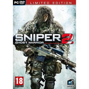 JEU PC SNIPER : GHOST WARRIOR 2 - LIMITED EDITION [IMP…