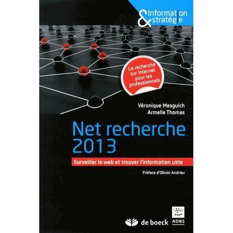 LIVRE GESTION Net recherche 2013
