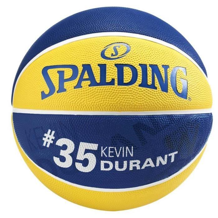 SPALDING Ballon de basket NBA Kevin Durant