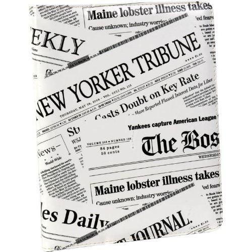 "HOUSSE IPAD 10"" NEWSPAPERS"