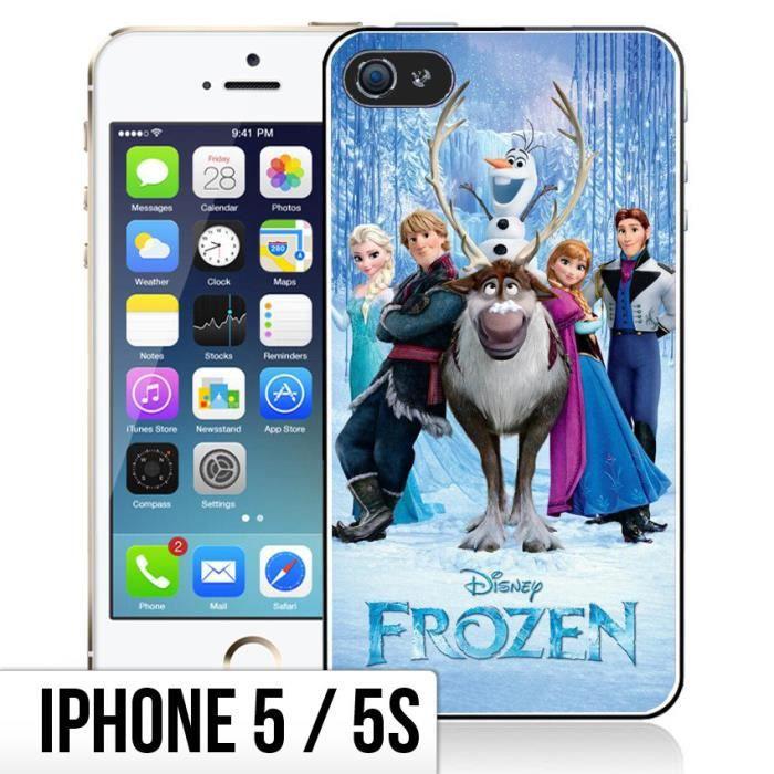 coque iphone 5 reine des neiges
