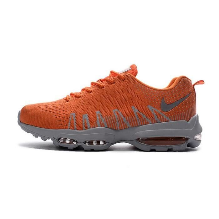Basket Homme Flyknit Nike Air Max 95 Ultra Chaussures De