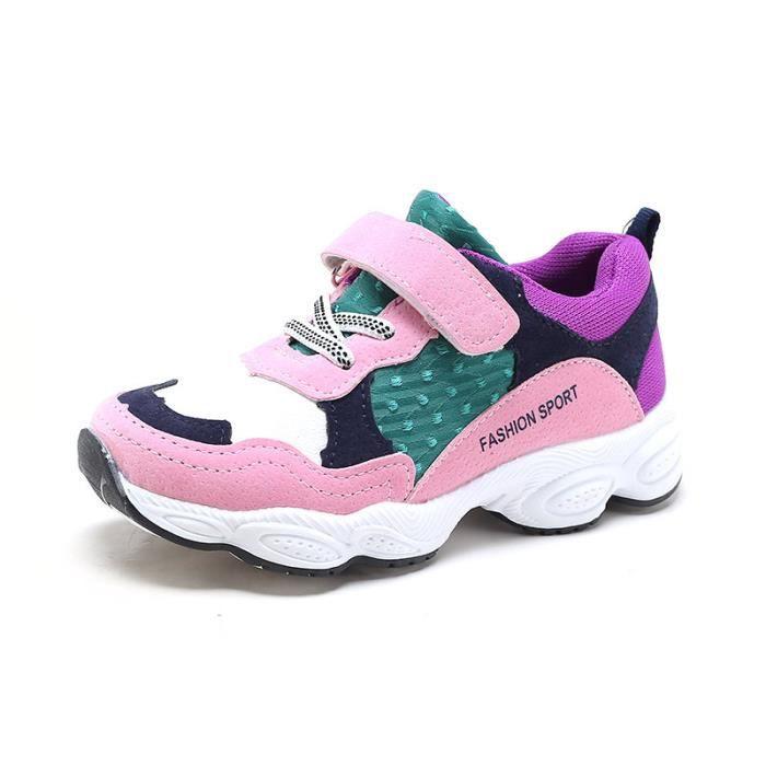 Enfants Chaussures baskets Garçon Jeunes filles Mode Chaussures de course 0NMzqRLwRA