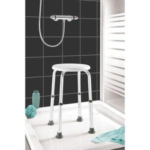 tabouret pour baignoire achat vente pas cher. Black Bedroom Furniture Sets. Home Design Ideas