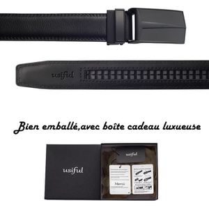 e57d8b71a2ad ... CEINTURE ET BOUCLE Usiful Luxe Ceinture homme-Beau ceinture en cuir s.  ‹›