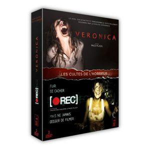 DVD SÉRIE Coffret DVD Les cultes de l'horreur, 2 films : Ver