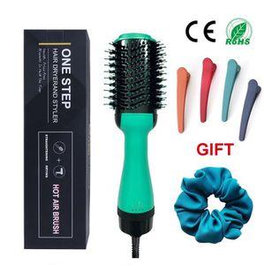 BROSSE SOUFFLANTE Salon Air Chaud Paddle Brosse à cheveux Générateur