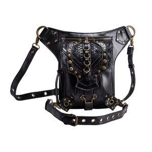 0843f3e58a SAC À MAIN Nouveau sac à main Punk Steampunk épaule Vintage e