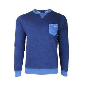 JEANS PEPE JEANS - SWEAT NELSON HOMME PEPEJEANS BLEU - ( 2b65ad7a08c1