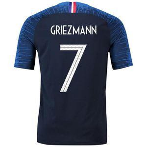 MAILLOT DE FOOTBALL Maillot de Football Homme France 2 Etoiles Domicil