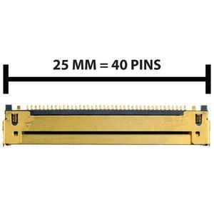 DALLE D'ÉCRAN Ecran Dalle LCD LED pour MSI MEGABOOK X460 14.0 13