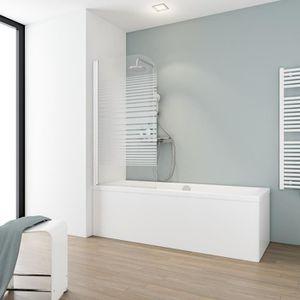 paroi baignoire achat vente paroi baignoire pas cher soldes d s le 10 janvier cdiscount. Black Bedroom Furniture Sets. Home Design Ideas