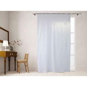 rideau a nouette achat vente rideau a nouette pas cher soldes d s le 10 janvier cdiscount. Black Bedroom Furniture Sets. Home Design Ideas