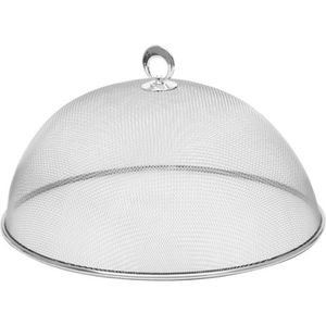 PLATEAU À FROMAGE  WEIS - CLOCHE A FROMAGE 34 CM COUVRE PLAT TOILE ME