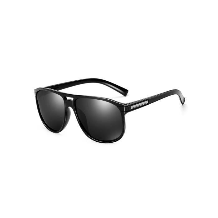 Lunettes de soleil pour hommes Polarized Protection UV Cyclisme Chic Lunettes Accessoires 1498