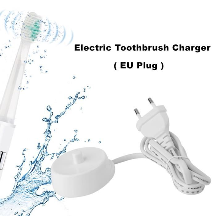 Remplacement Brosse À Dents Électrique Chargeur Modèle 3757 110-240 V Adapté Pour Braun oral-b D17 OC18 Brosse À Dents De Charge