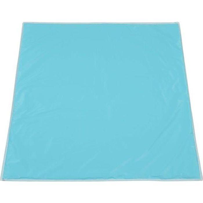 TAPIS - DALLES DE PARC LOOPING Tapis de Parc PVC Turquoise