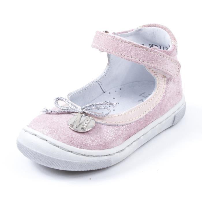 Ballerines PERRINE rose - Little…