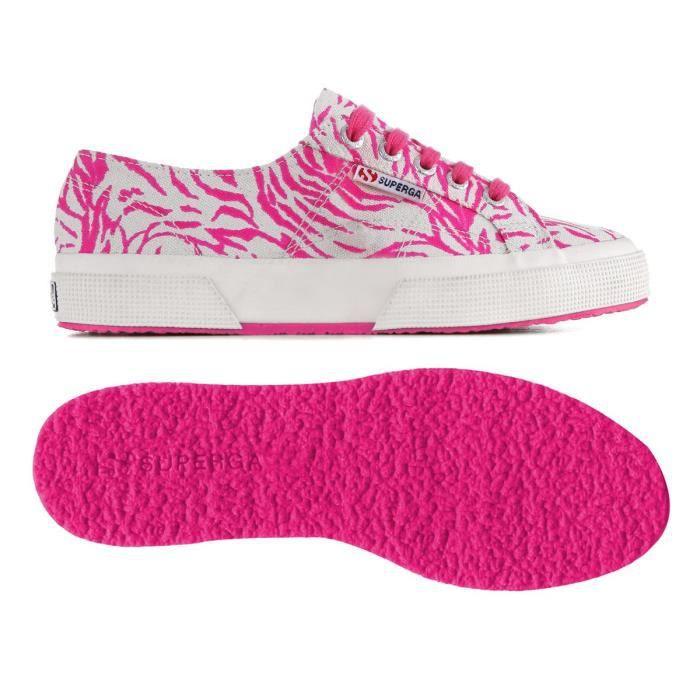 Chaussures 2750-COTW ZEBUFLUO pour femme, style classique, imprimé animal