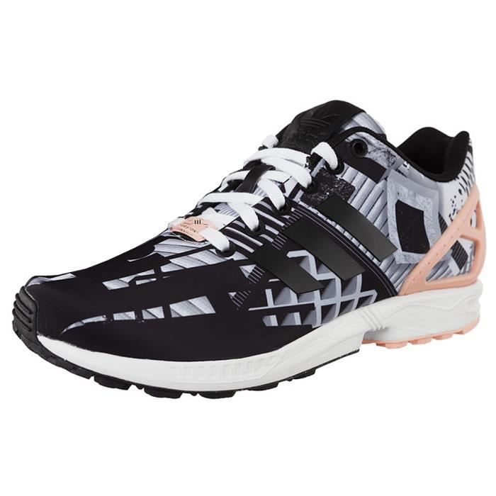 Chaussure Heritage ZX FLUX Multicolor B34496 Pf9HBGd3Bw