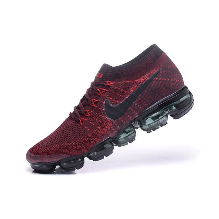 chaussure rouge nike homme