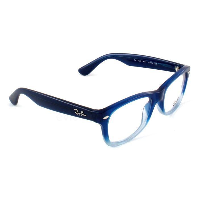 b618321b977e5a Ray Ban RY 1528 Bleu Bleu - Achat   Vente lunettes de vue Ray Ban RY ...