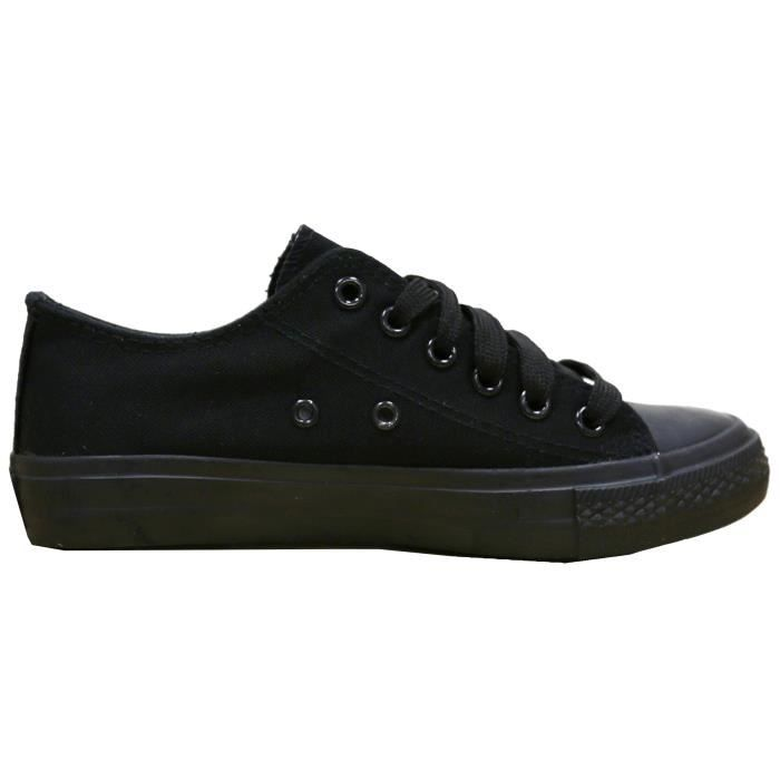 Low Top Classic Canvas Fashion Sneaker PPB9J Taille-42