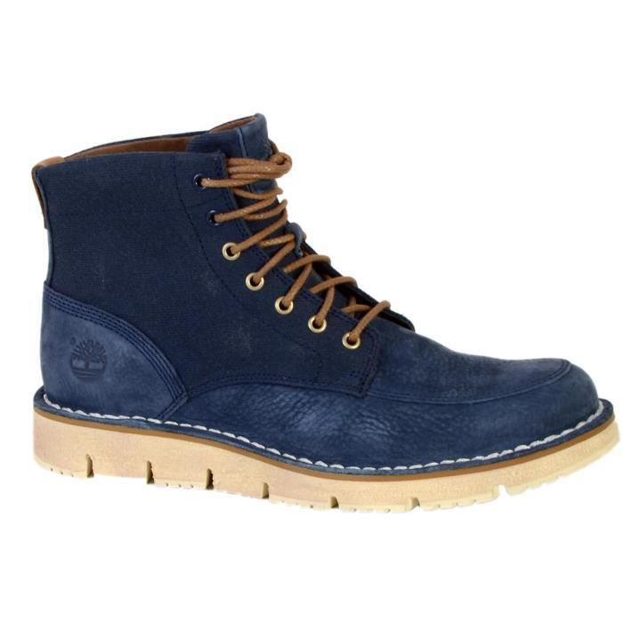 Chaussure Timberland Westmore L/F Boot Navy A1GIE