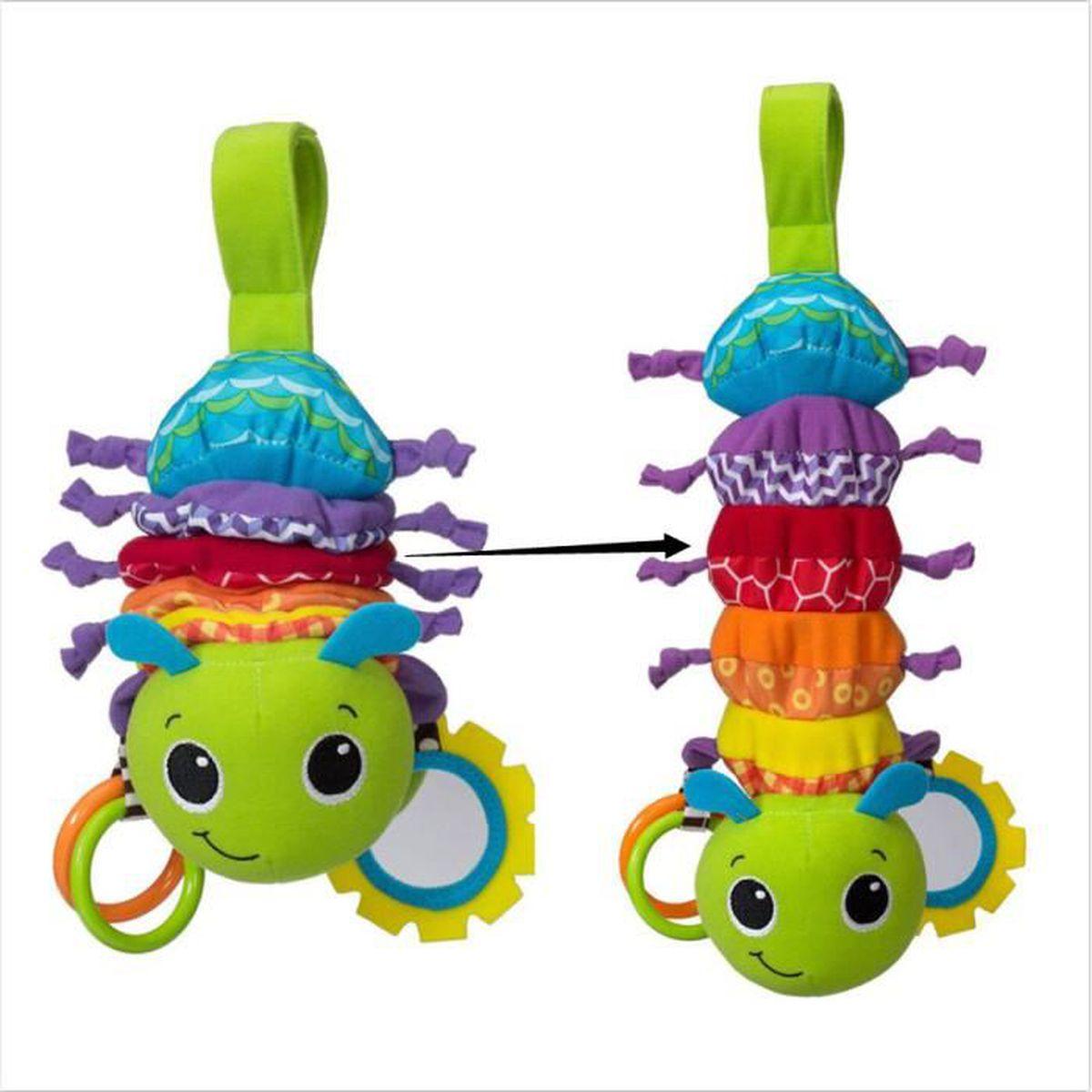 bébé jouet - enfants lit poussette accrocher de bell rattles