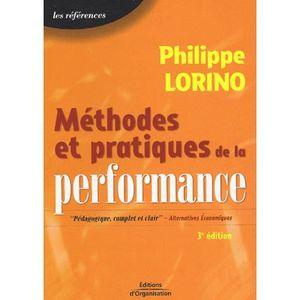 LIVRE GESTION Méthodes et pratiques de la performance